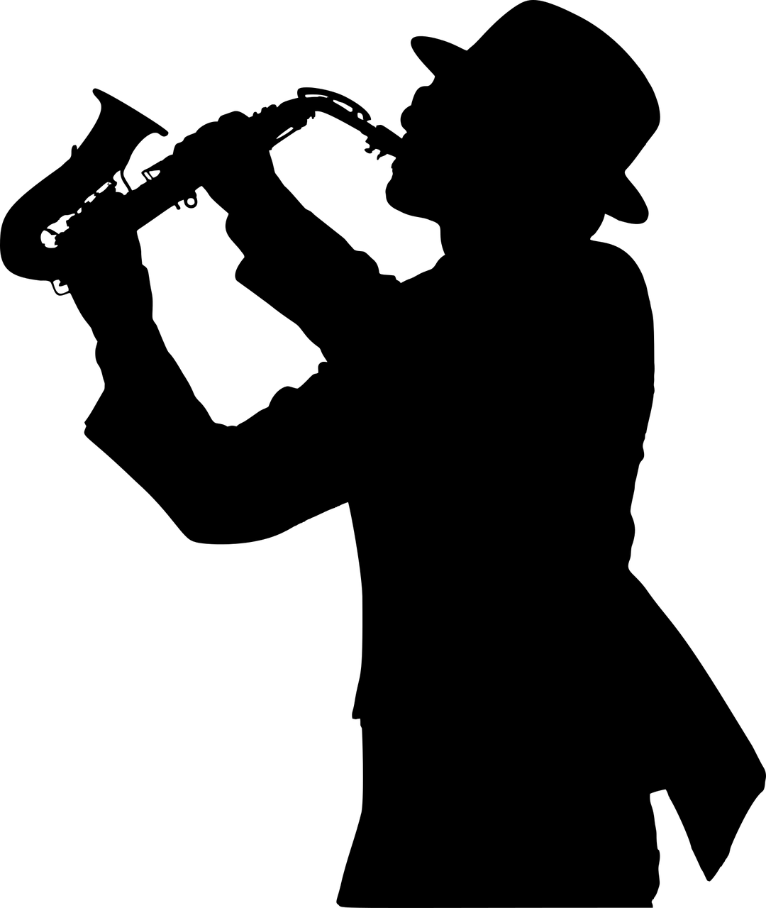 Jazz clipart jazz age. Put the in razzmatazz