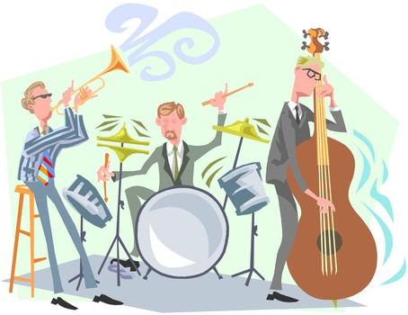 Jazz clipart jazz club. Is even when it