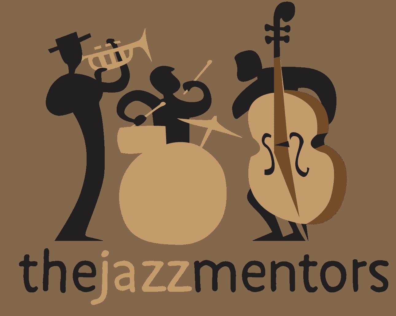 Jazzmentors cutout big brothers. Jazz clipart musical night