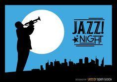 Jazz clipart musical night. Cityscape clip art new