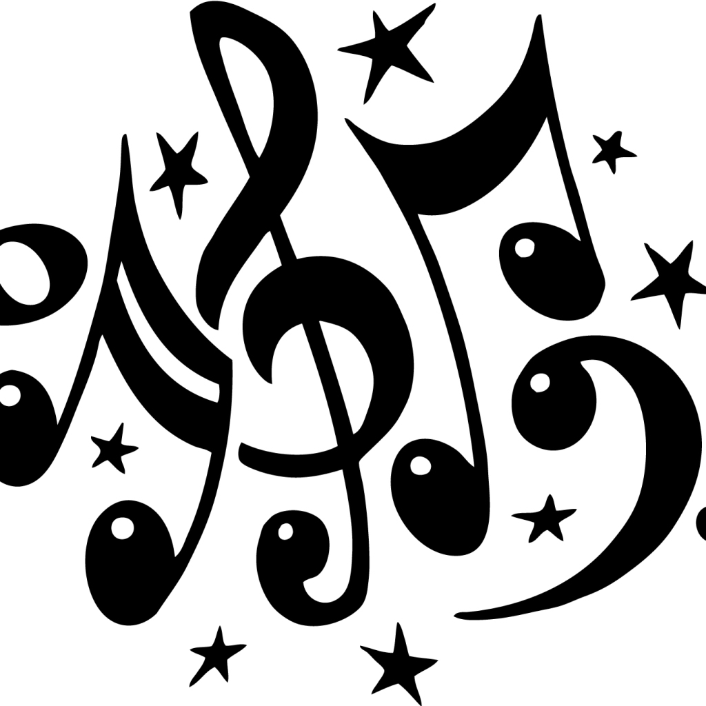 Jazz clipart notes clipart. Cliparts zone
