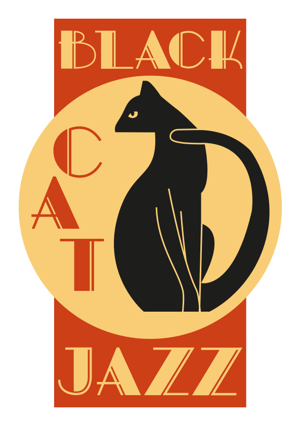 Jazz clipart pop band. Black cat about us