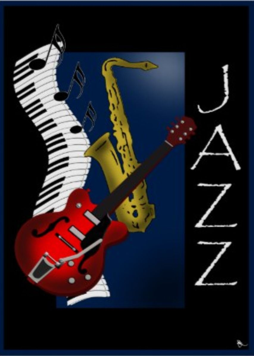 Musician clipart smooth jazz. Pin by pamela russell