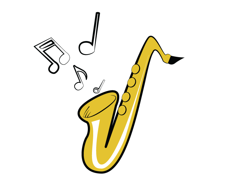 The wood new minor. Jazz clipart word