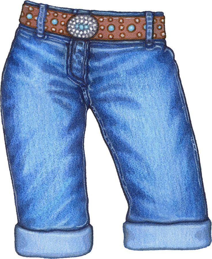 Jeans clipart.  best clip art