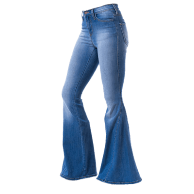 Transparent png stickpng . Jeans clipart bell bottom jeans
