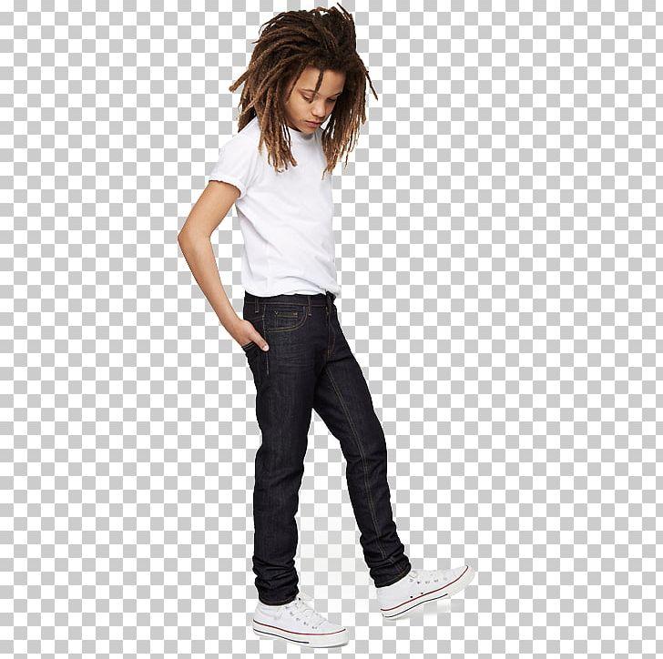 T shirt denim slim. Jeans clipart boy pants