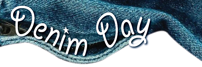 Jeans clipart jeans day. Dcf denim