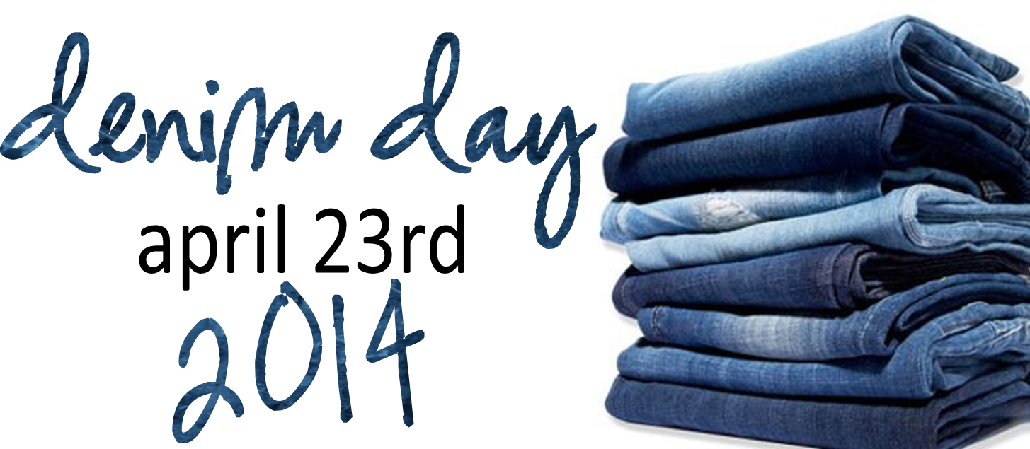 Jeans jeans day