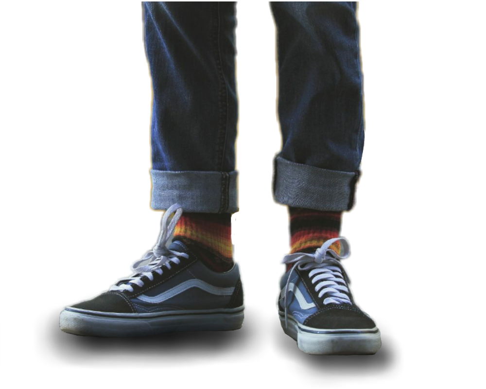 Shoes sticker by vio. Jeans clipart jeans sneaker
