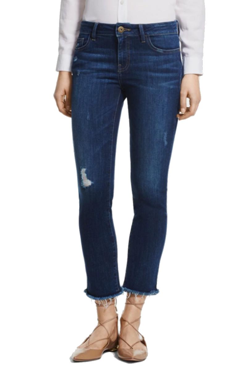 Mara straight ankle jean. Jeans clipart jeans sneaker