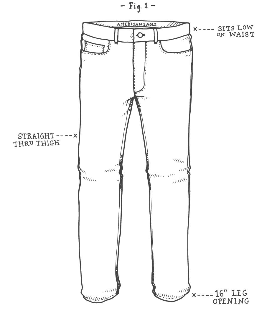 images of template. Jeans clipart skinny jeans
