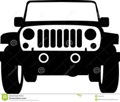 Jeep clipart. Cartoon clip art royalty