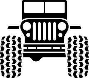 Clip art for cup. Jeep clipart