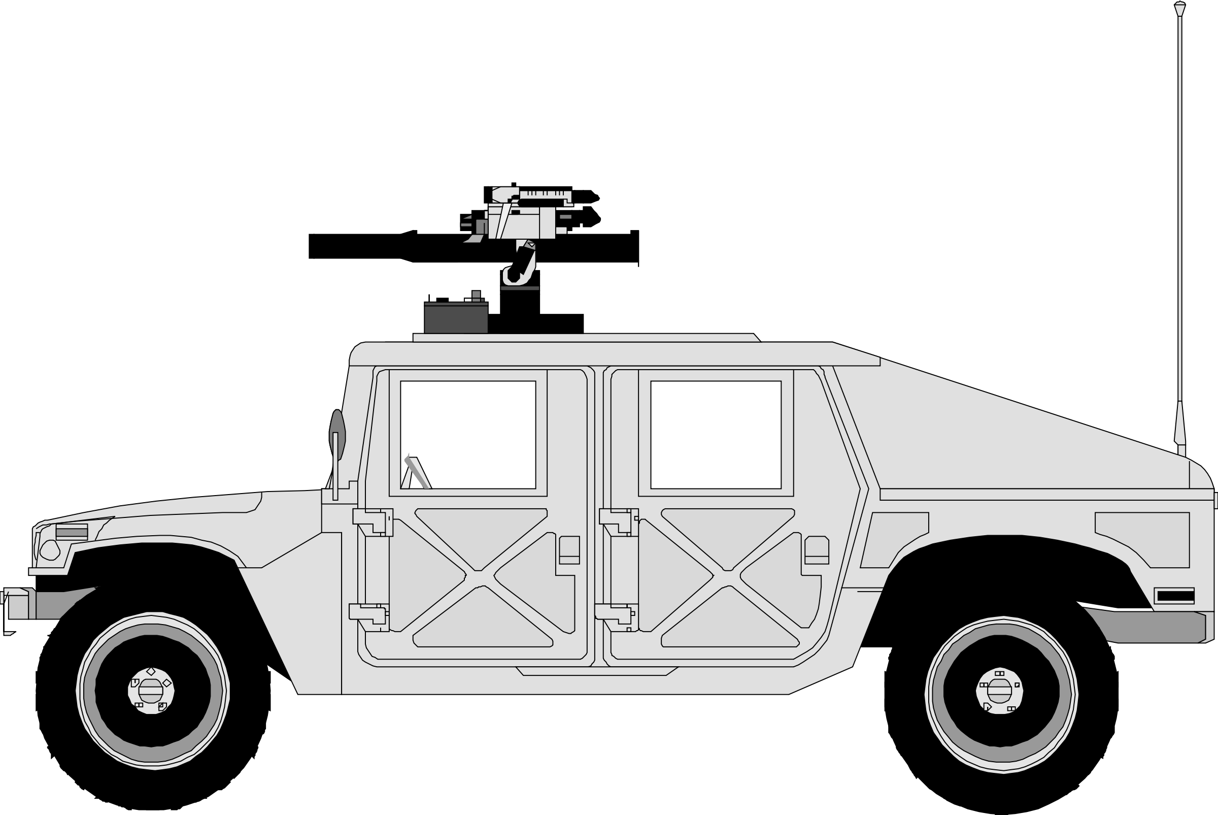 Humvee big image png. Military clipart jeep army
