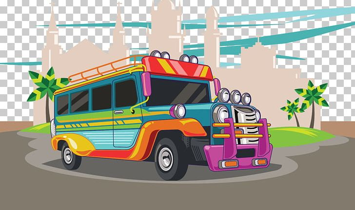 Jeep clipart filipino. Philippines jeepney car png