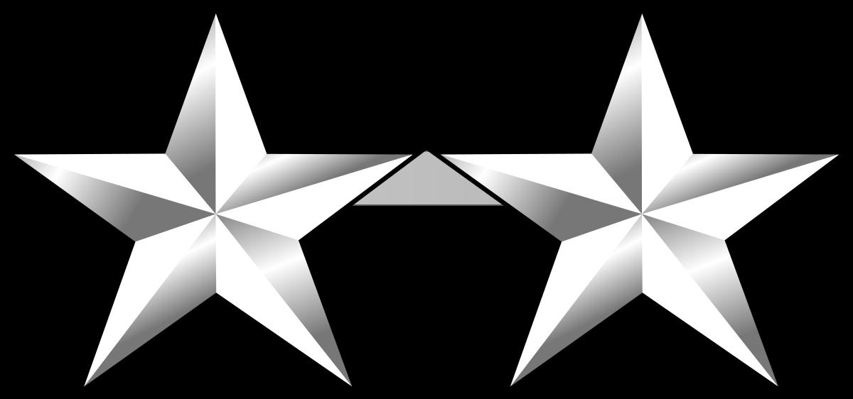 Soldiers clipart foji. Two star rank wikipedia