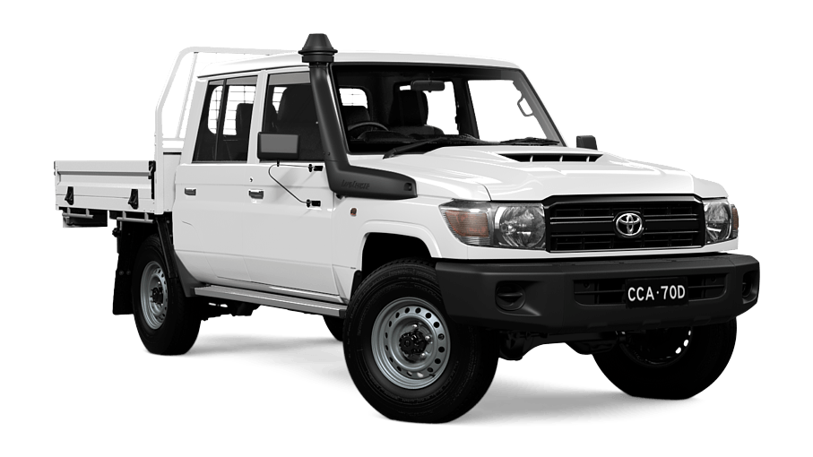Landcruiser workmate double cab. Jeep clipart land cruiser