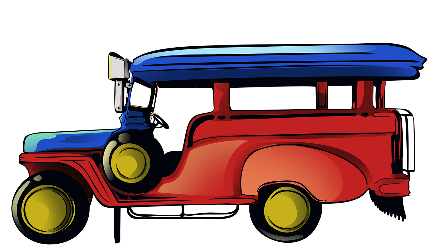 Jeep clipart larawan. Collection of jeepney free