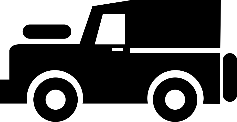 Jeep clipart side view. Svg png icon free