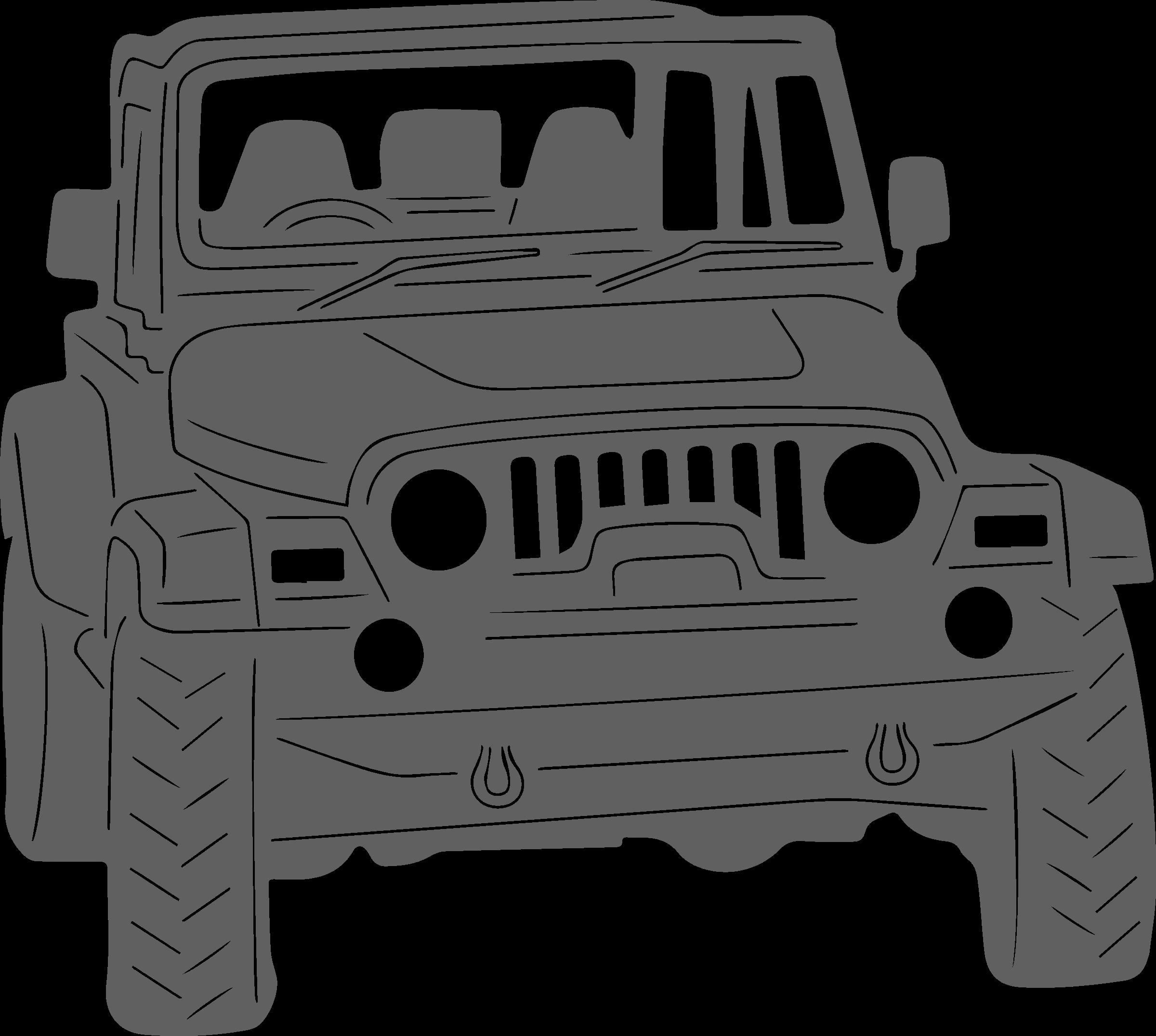 Logo png transparent svg. Jeep clipart vector