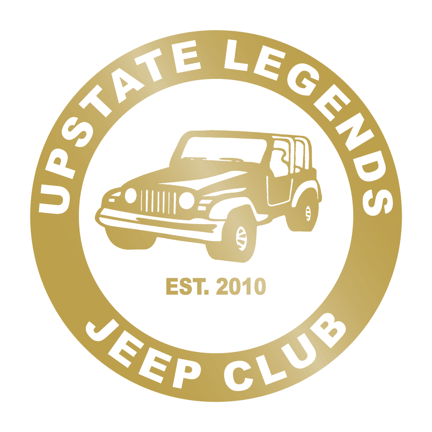 Jeep clipart vinyl decal. Upstate legends metallic sticker