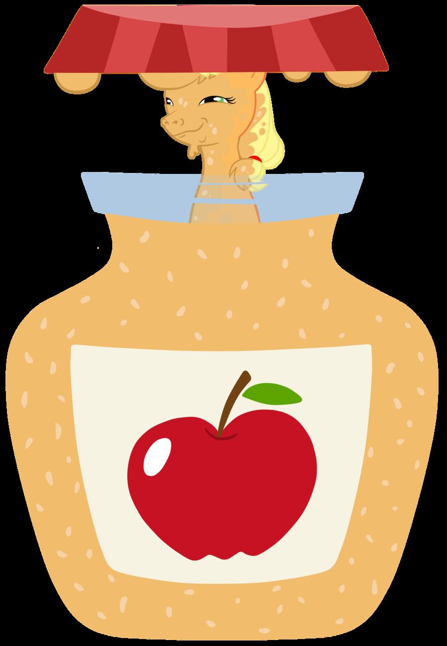 Jelly apple jelly