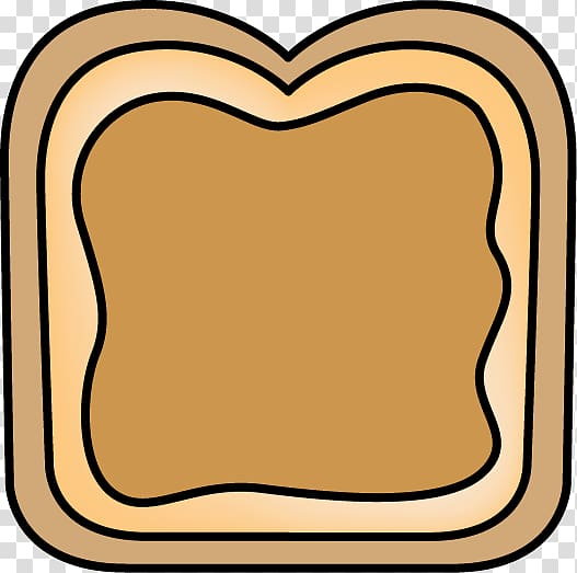 Peanut butter and sandwich. Jelly clipart bread clipart