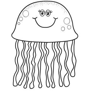 Jelly clipart colouring page. Pin on projects to