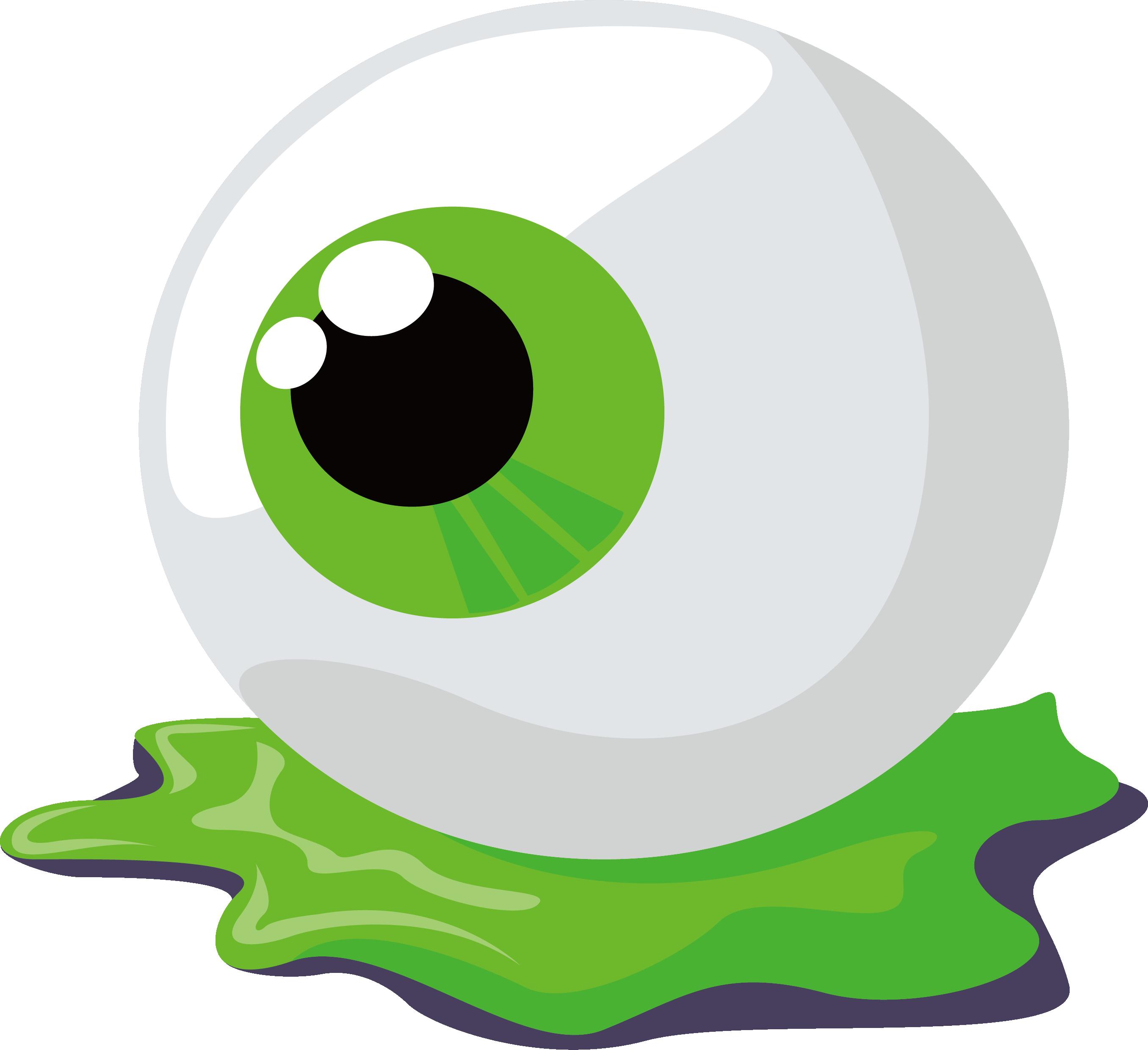 Eye clip art halloween. Jelly clipart gelatin