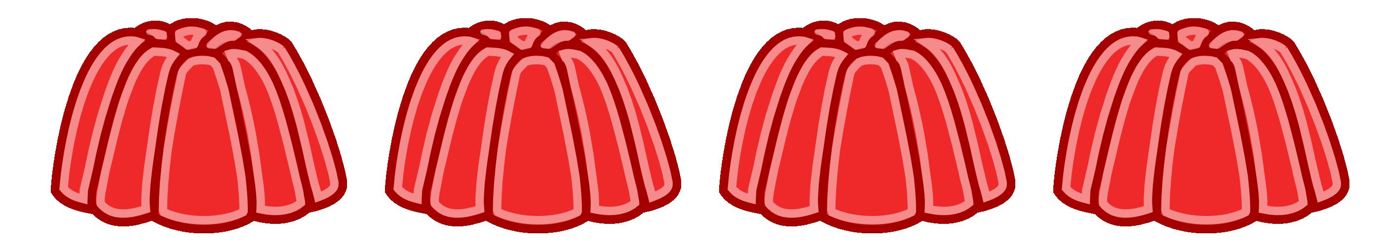 Jelly clipart gelatin. Follow the jell o