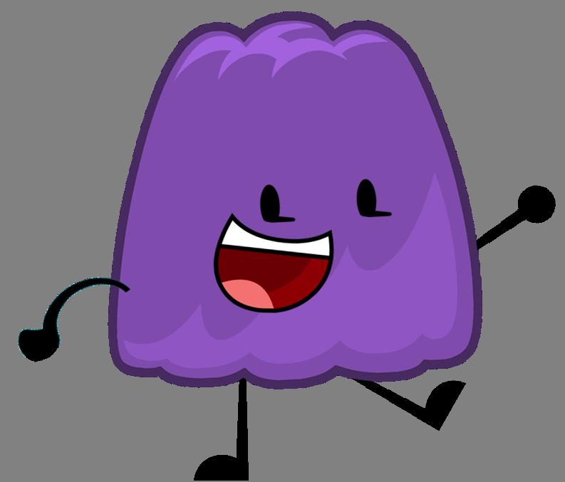 Jelly gelatin