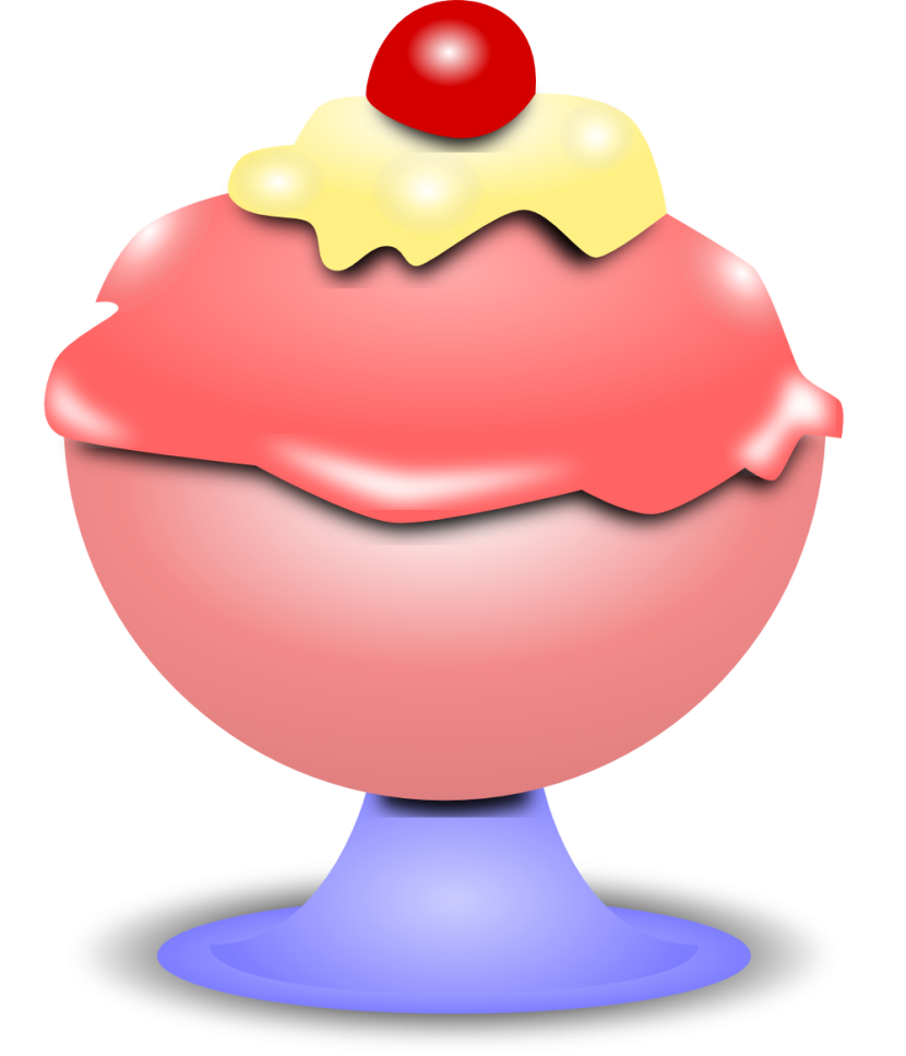 Jelly clipart ice cream.  collection of and