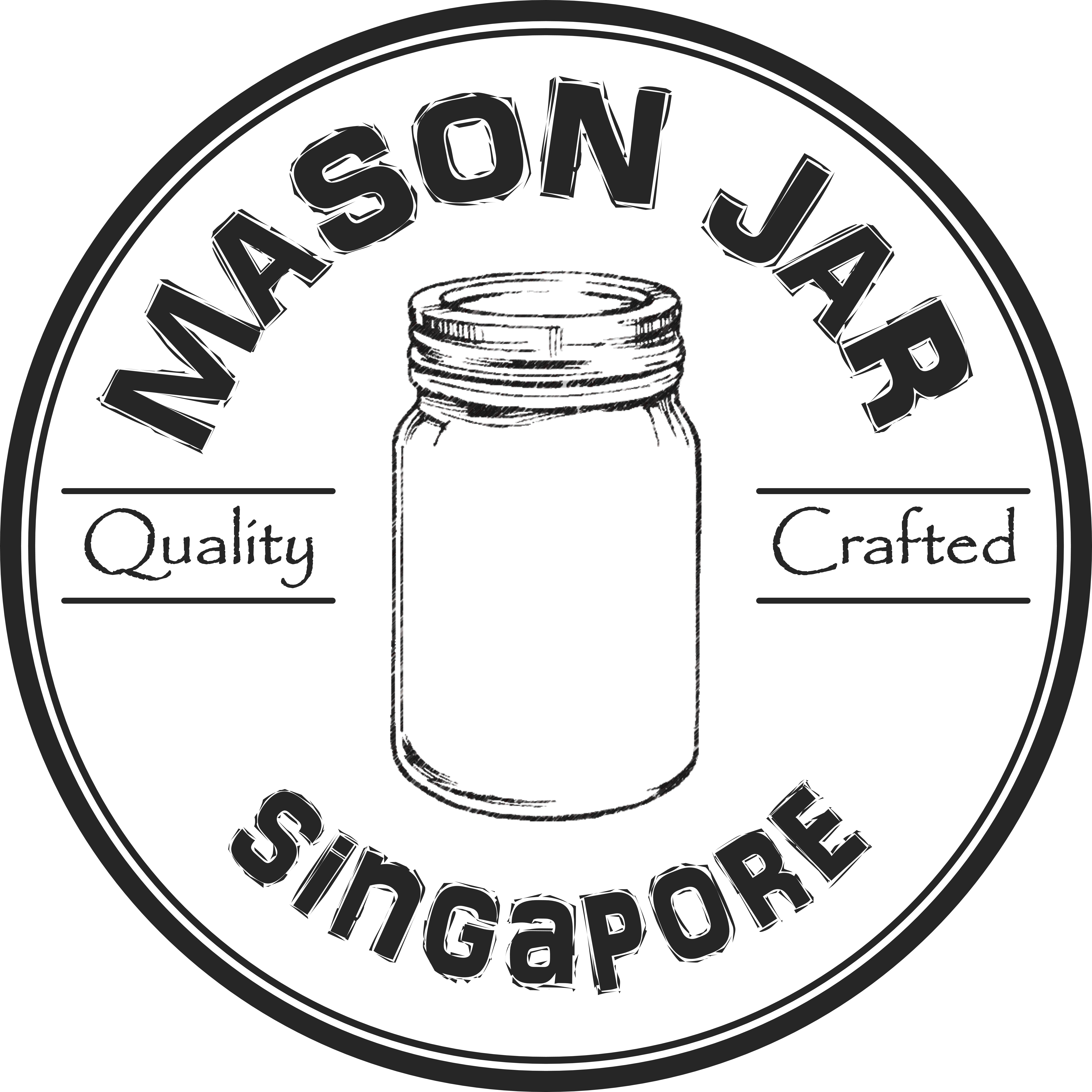 Jelly clipart jar lid. Mason singapore instagrammable jars
