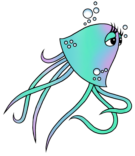 Jelly clipart jelly fish. Animals clip art by