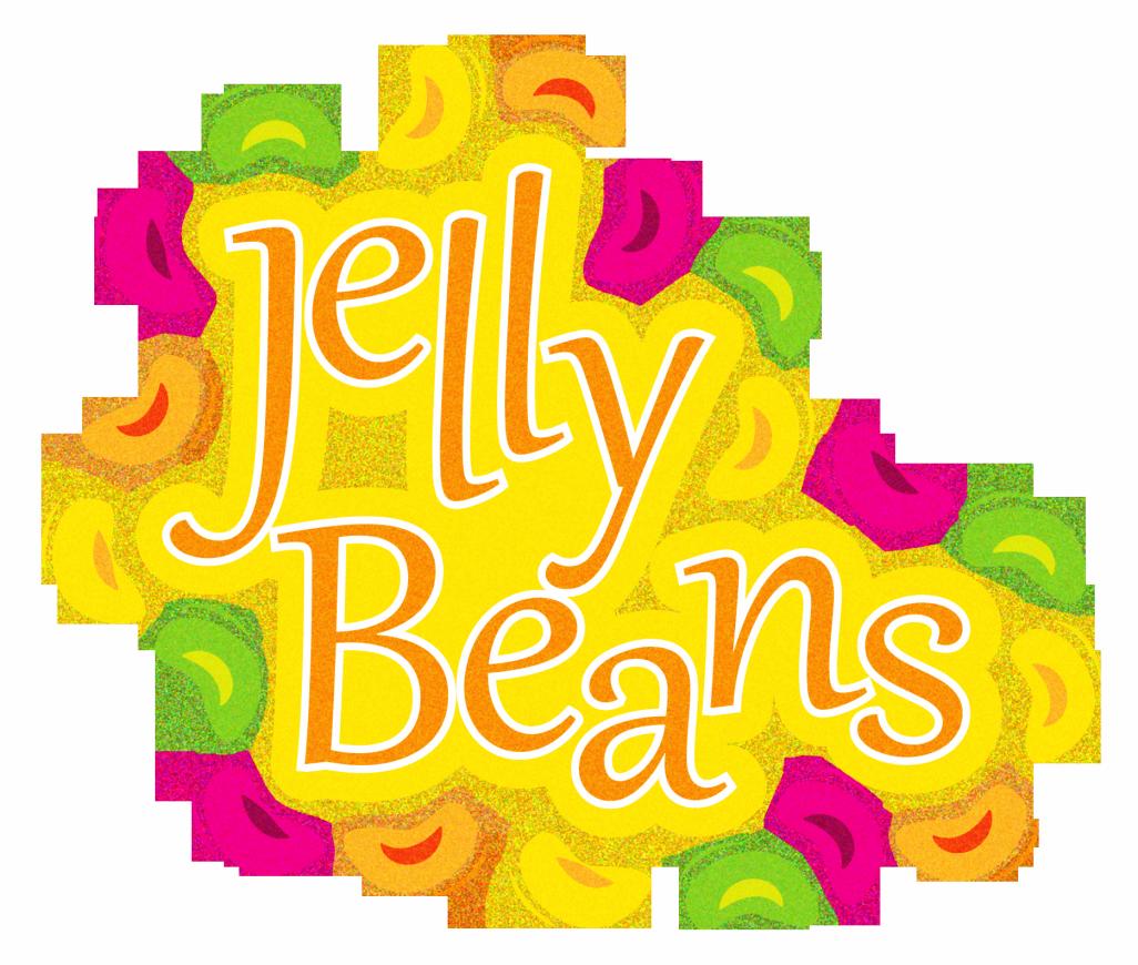 candy clip art. Jelly clipart magic bean