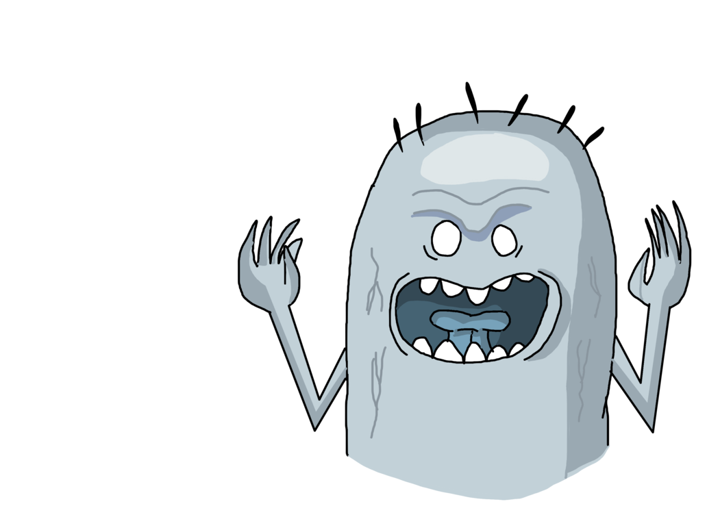 Creepy mr by bloodstainthecaninex. Jelly clipart magic bean