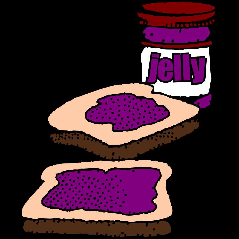 Peanut clip art cliparts. Jelly clipart nut butter