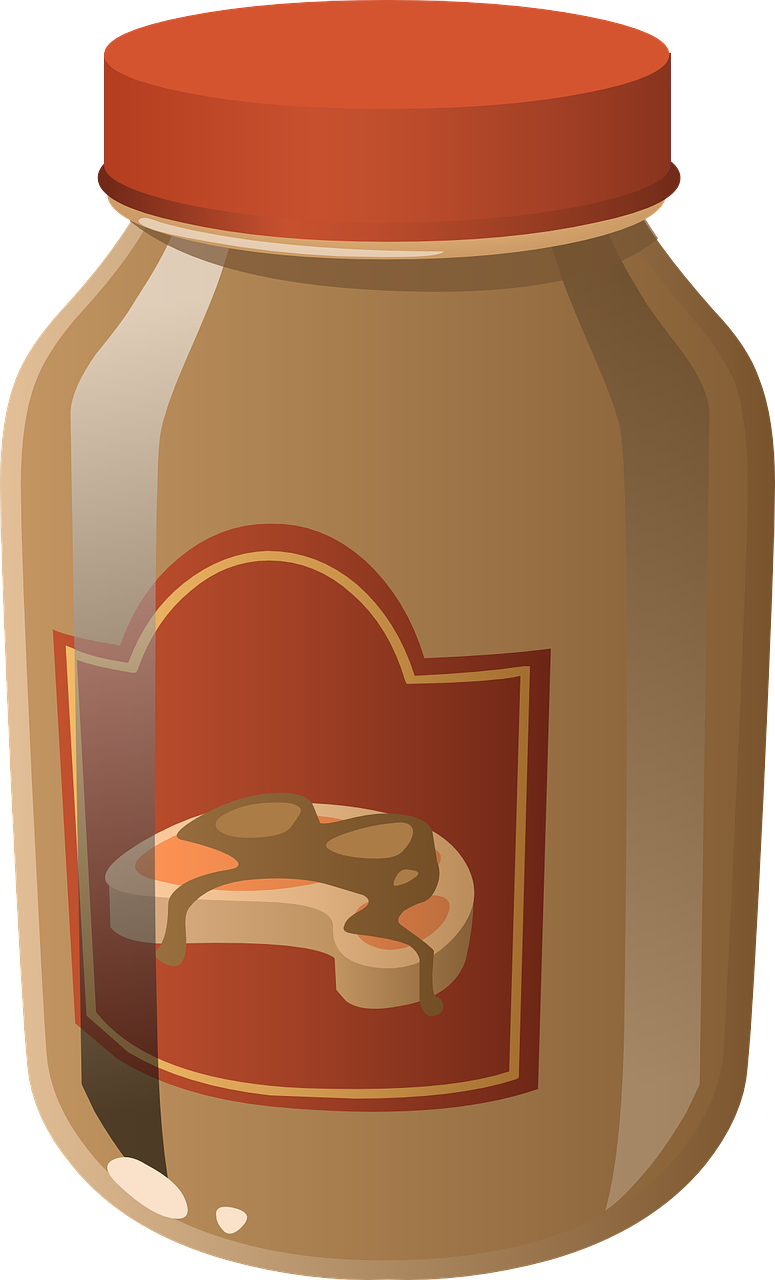 collection of peanut. Jelly clipart nut butter
