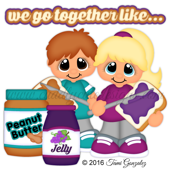 Peanut clipart baby boy. We go together like