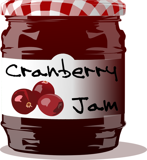 Free photo homemade cranberry. Jelly clipart strawberry jelly