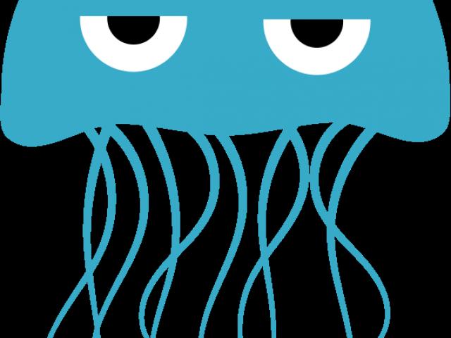 Jellyfish clipart obor. Free download clip art