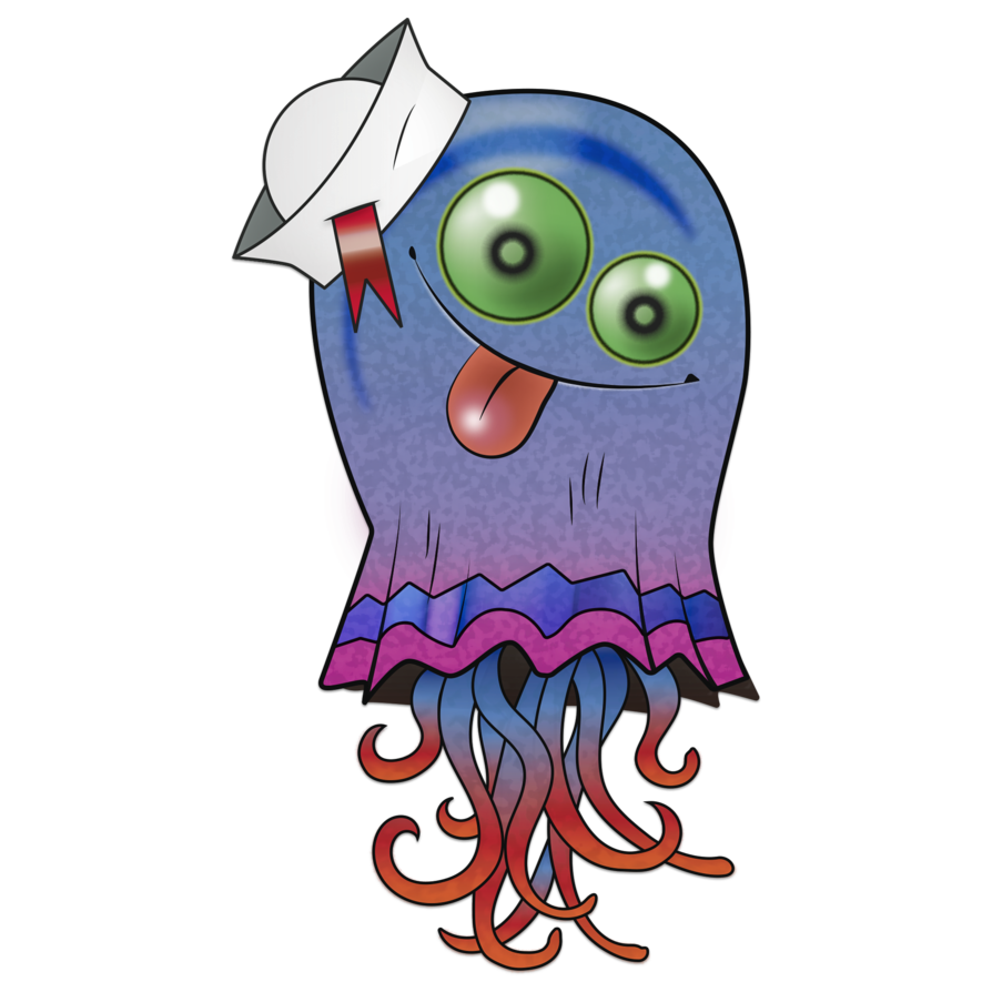 Superfast by urlgf on. Jellyfish clipart vector