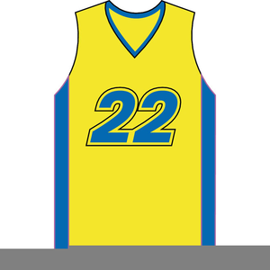 Basketball free images at. Jersey clipart
