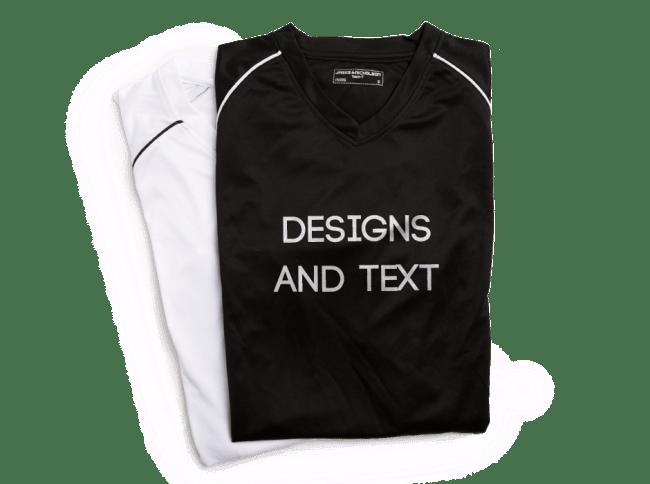 Jersey clipart athletic wear. Personalised sportswear spreadshirt uk