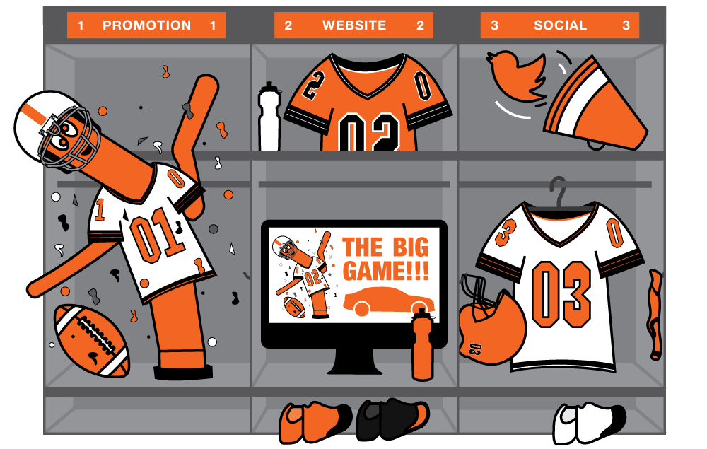 Jersey clipart football fan. Three tips to connect