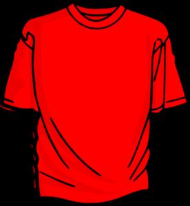 Jersey clipart red jersey. T shirt clip art