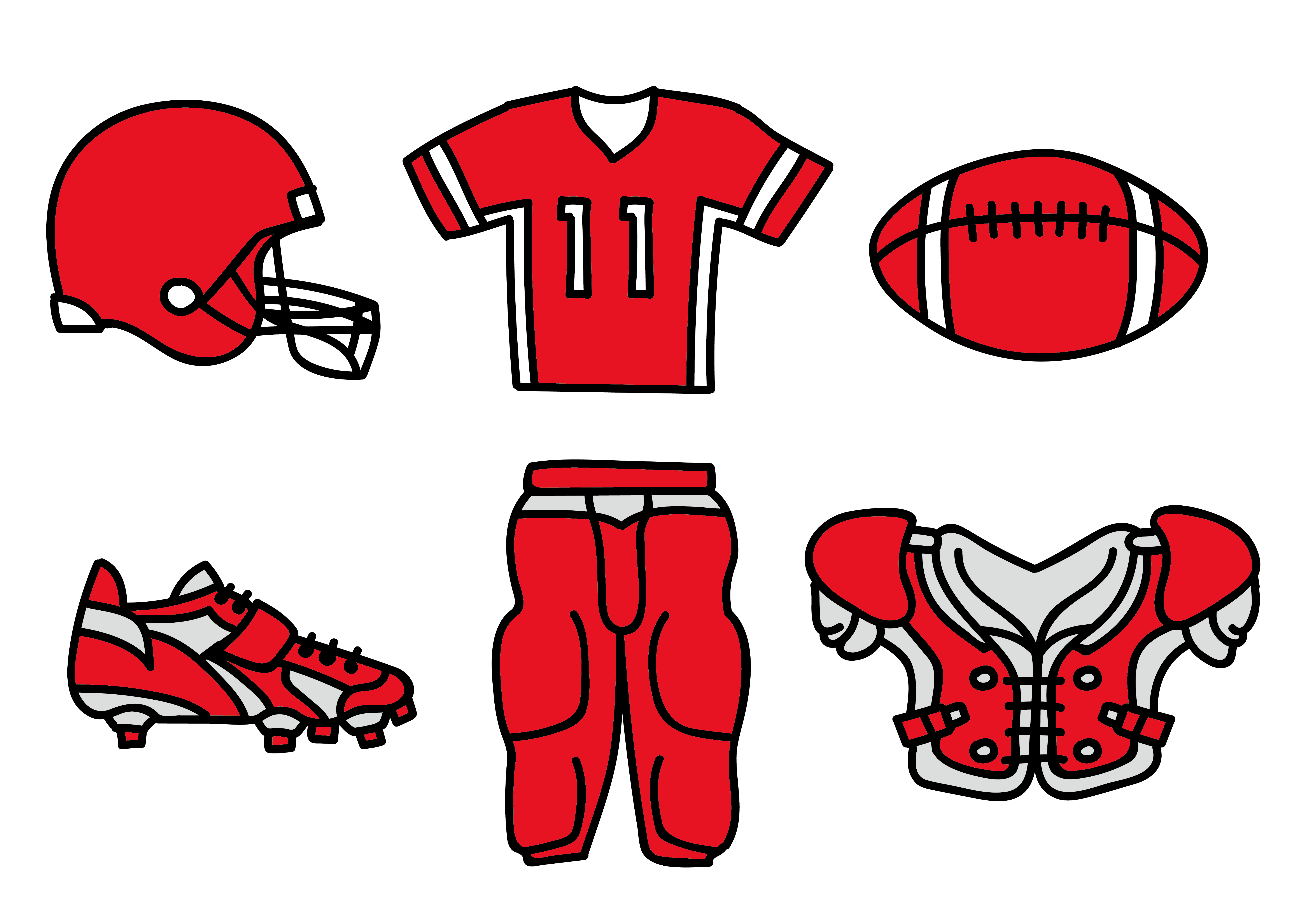 Jersey clipart red jersey. Clip art vibrant rugby