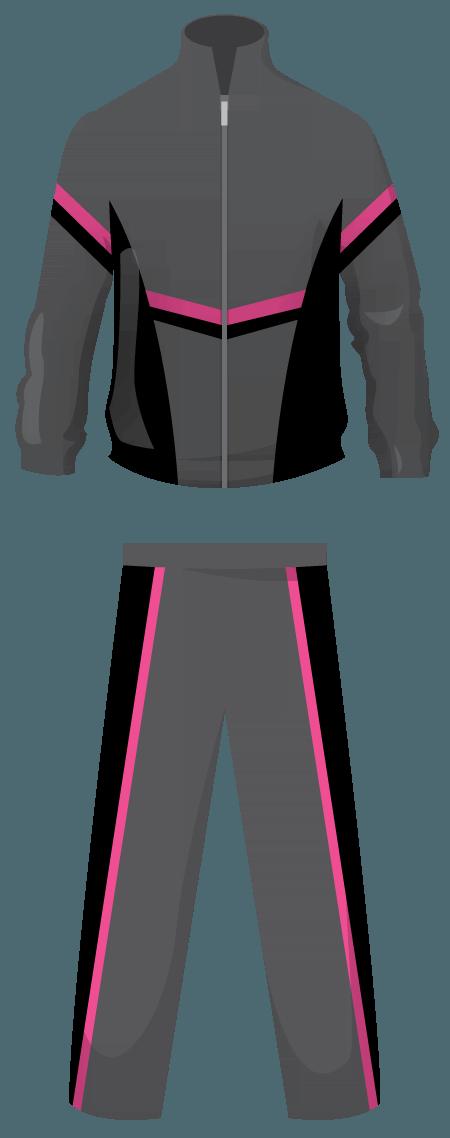 Sweatshirt clipart school jumper. Netball uniforms clothing design