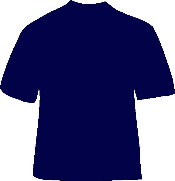 Jersey clipart tshirt. Navy blue t shirt